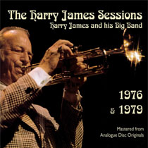 The Harry James Sessions 1976 & 1979