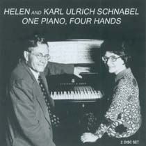 One Piano, Four Hands