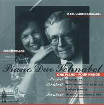 Piano Duo Schnabel: Mozart/Schubert