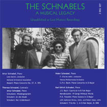 The Schnabels - A Musical Legacy
